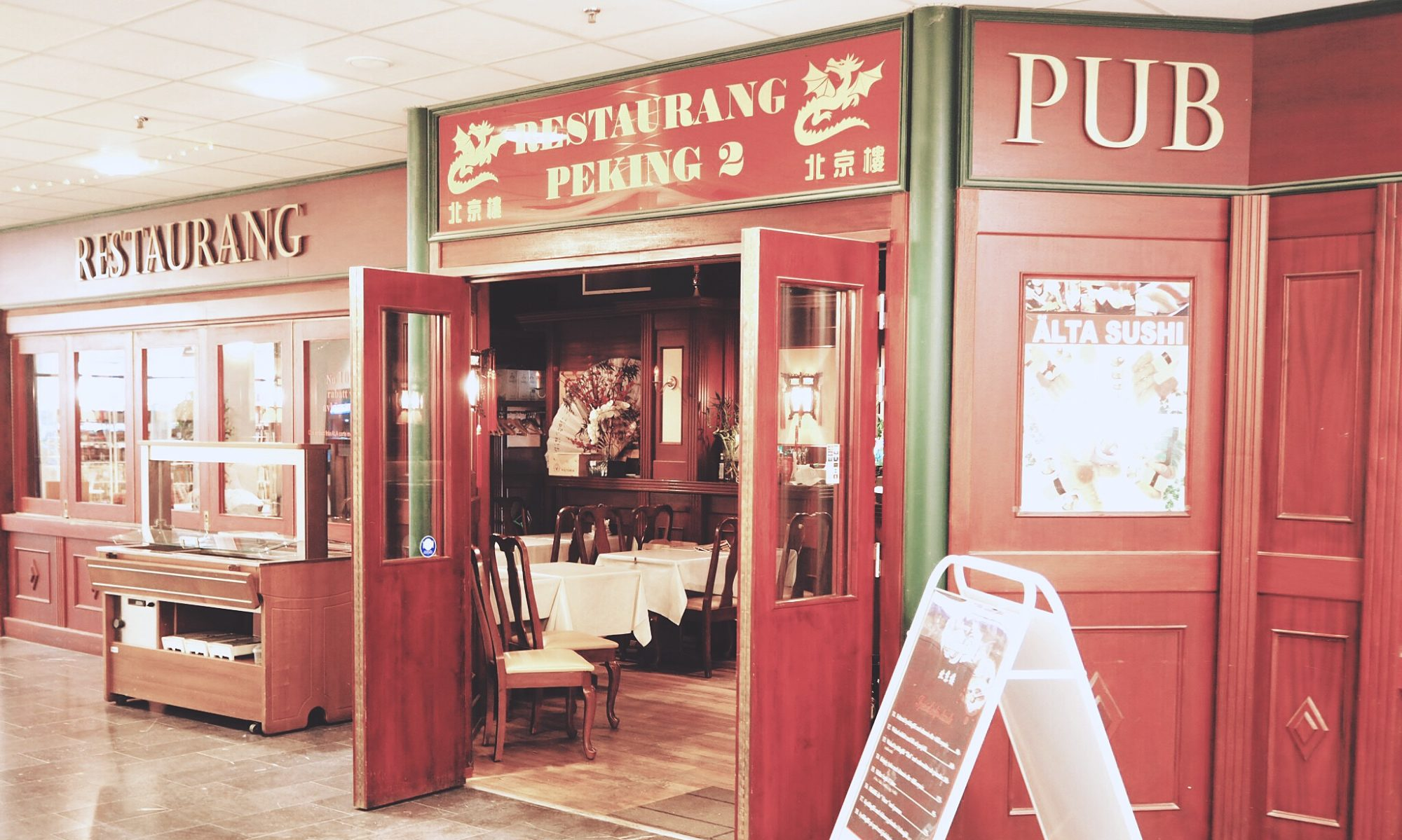 Restaurang peking 2